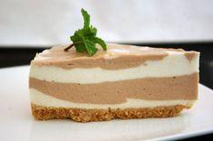 Cheesecake de Chocolate e Baileys - 1001 Receitas Fáceis