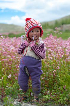 Flower Child - Nepal