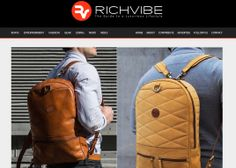 RichVibe... http://richvibe.com/fashion/chivote-2faced-backpack/