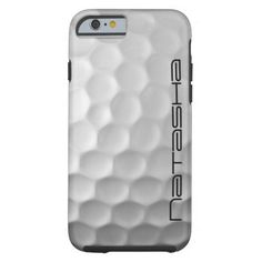 Personalized Golf Ball iPhone 6 case http://www.zazzle.com/personalized_golf_ball_iphone_6_case-256667440674216070?rf=238675983783752015