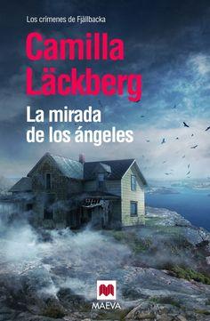 """49º Lectura Conjunta """"La mirada de los ángeles"""" de Camila Läckberg. http://www.quelibroleo.com/la-mirada-de-los-angeles"""