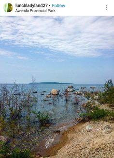 Awenda, Ontario parks Ontario Parks, Canada, Mountains, Beach, Water, Travel, Outdoor, Gripe Water, Voyage