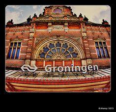 Hoofdstation,Groningen stad,the Netherlands,Europe | Flickr - Photo Sharing!