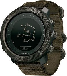 The latest evolution of Suunto's Altimeter, Barometer, Compass (ABC) wrist computers offers the best features of its top-selling predecessors augmented with innovative environmental monitoring functions that outdoor adventurers find invaluable. And this watch's tactical style is equally suited to the base camp and boardroom.