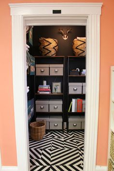 Our office library makeover with Target // Erin Gates Design