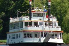 Best River boat cruises in twin cities