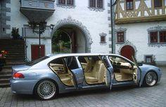 BMW 750li Limo