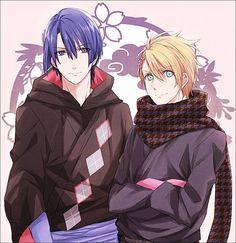 Uta no☆prince-sama♪, Kurusu Syo, Hijirikawa Masato Hot Anime Guys, Cute Anime Boy, Hot Guys, Manga, Otaku Mode, Shugo Chara, Uta No Prince Sama, Cosplay, Nanami