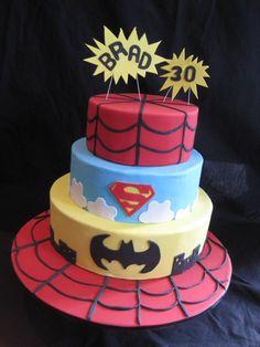 Very cool birthday cake