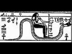 Diosas y dioses serpientes del Antiguo Egipto. (Mitología egipcia). - YouTube