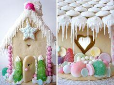 31 Amazing Gingerbread House Ideas | Shari's Berries Blog