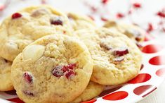 Cookies are great because there are so many different ways you can make them. (They can also be infuriating for that reason. So little time, so much to bake!) We have our classic favorites, chocolate White Chocolate Cranberry Cookies, White Chocolate Macadamia, Chocolate Oatmeal Cookies, White Chocolate Chips, Raspberry Cookies, Fruit Cookies, Chocolate Popcorn, Kiss Cookies, Mexican Chocolate