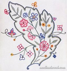 Embroidery by Mrs. Archibald Christie - A free online Book
