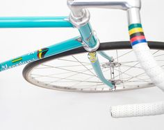 Kenevans Track /by CycleEXIF #sexy #retro #fixie