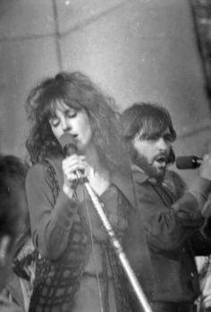 Grace Slick & Marty Balin