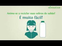 Sabão caseiro líquido de limão para as mãos - Innatia.com