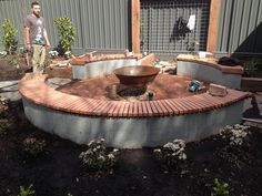 Constructing a Fire Pit