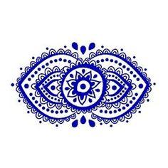 Indigo Third Eye Chakra Eyeshadow