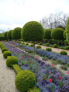 really neat garden