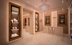 Jewelry Store Displays, Jewelry Box Store, Jewellery Shop Design, Jewellery Showroom, Jewelry Shop, Jewelry Organizer Drawer, Jewelry Drawer, Jewelry Armoire, Jewelry Clasps