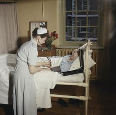 Queen Alexandra's Royal Army Nursing Corps abt 1950