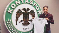 Barry Douglas switches from Lech Poznan to Konyaspor