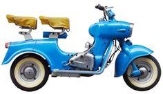 1955 Rumi-Formichino Scooter