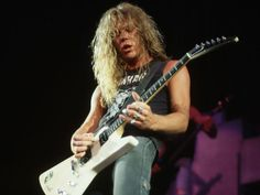 james hetfield playing guitar | James Hetfield: Greatest guitar-playing frontman ever, or greatest ...