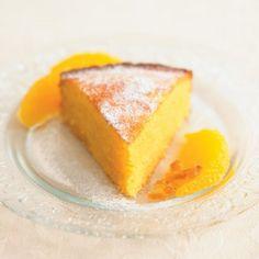 Orange and Saffron Cake - hmmm. Saffron Cake, Greek Desserts, Greek Recipes, World Recipes, Cornbread, Feta, Cake Decorating, Cheesecake, Food And Drink