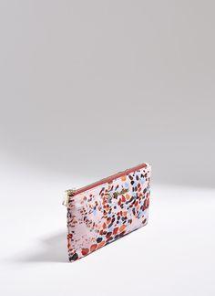 Cartera porta-móvil multicolor