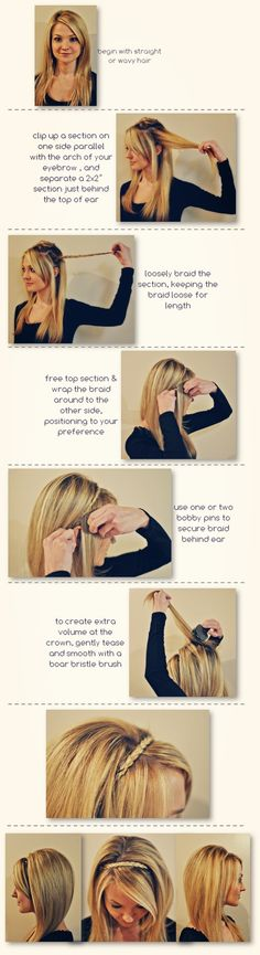 Hairstyles For School For Thin Hair Easy Hairstyles For Thin Hair For School | Haircuts