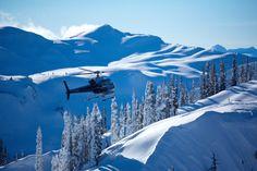 44 Lift, cat, heli and backcountry ski – all from Revelstoke village
