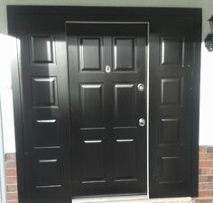 ... business owner came to us after a series of vicious burglaries on their properties in central and suburban Birmingham. Luckily Avant Guard Doors was on ... & High Security Door Hinges | Doors | Pinterest | Security door ... Pezcame.Com
