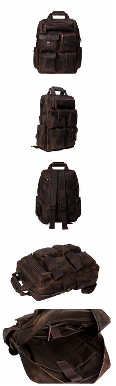 df4e69b03a 189 Best Leather Backpacks images