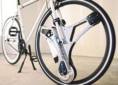 GeoOrbital Wheel Transforms Your Bicycle Into Electric Bike in 60 Seconds