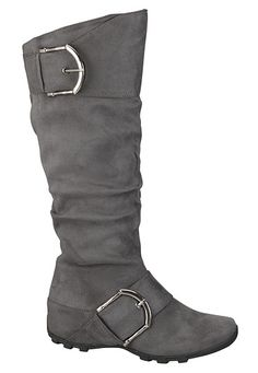 separation shoes 67adf dba95 Micki Double Buckle Boot (original price, 39) available at Maurices Tall  Boots