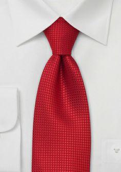 Feuerrote #Krawatte mit Kästchenmuster http://www.krawatte-hemd.de/feuerrote-krawatte-mit-kaestchenmuster-p-11076.html