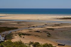 Praia da Cacela Velha, Algarve, Portugal http://aguiaturistica.blogspot.pt/