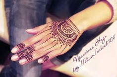 Henna on We Heart It