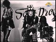 Those were the days... Slade - Cum on Feel the Noize ( Rare Original Footage French TV 1973 )