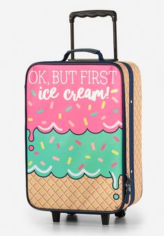 Ice Cream Theme Suitcase