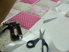 Como Fazer Uma Cabeceira de Cama Estofada - http://www.decoracaodecoracao.com/como-fazer-uma-cabeceira-de-cama-estofada