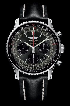 Navitimer 01 Limited Edition - Breitling - Instruments for Professionals #menswatches #BreitlingForMen