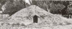 Maidu traditional lodge - no date