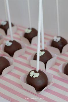 Nice Party Comunión Clara cakepops