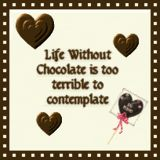 life without chocolate is too terrible to contemplate Death By Chocolate, I Love Chocolate, Chocolate Heaven, How To Make Chocolate, Chocolate Delight, Healthy Chocolate, Funny Chocolate Quotes, Chocolate Lovers Quotes, Basic Food Groups