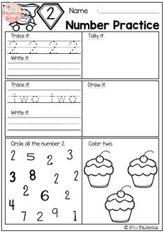 There Are 20 Pages 1 20 Number Practice Worksheets In This Counting Worksheets For Kindergarten, Preschool Workbooks, Printable Preschool Worksheets, Numbers Kindergarten, Numbers Preschool, Tracing Worksheets, Kindergarten Science, Learning Activities, Kids Learning