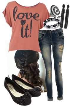 """""""Untitled #46"""" by fasiongeek321 on Polyvore"""