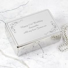 61 Best Personalised Jewellery Trinket Boxes Images In 2019
