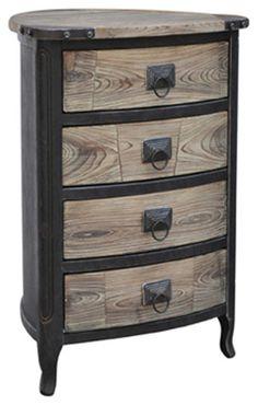 Celine Corner Cabinet